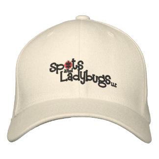 Spots and Ladybugs, LLC Flexfit wool hat