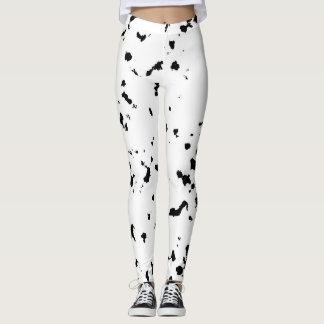 spots leggings