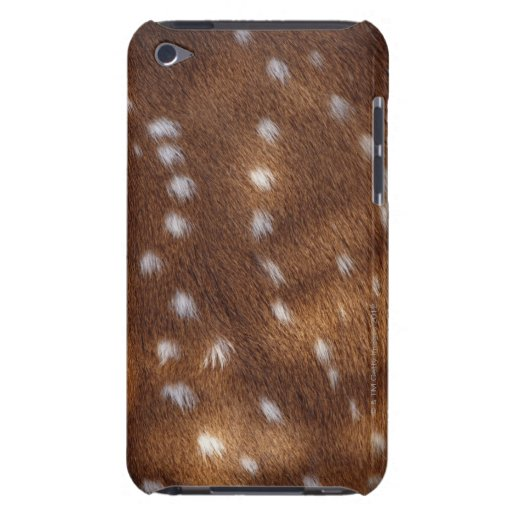 Spots on an animal iPod touch cases
