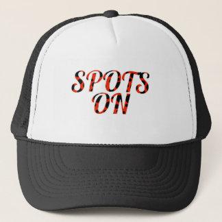 Spots On! Trucker Hat