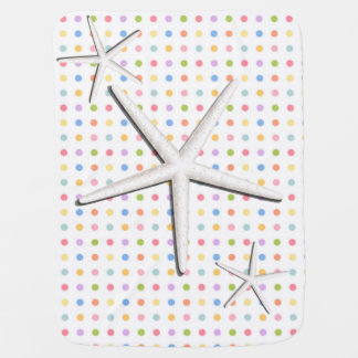 spots pie, star of ma 3D, Mantita drinks Baby Blanket