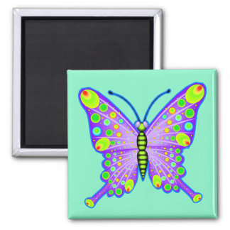 Spotted Butterfly 3 Magnet