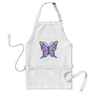Spotted Butterfly 3 Standard Apron