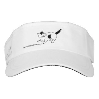 Spotted Cat Visor