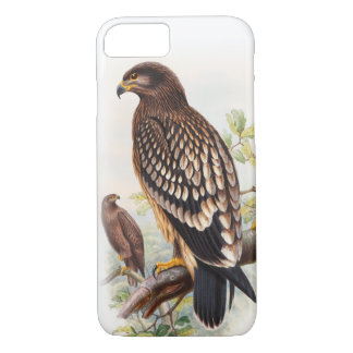 Spotted Eagle John Gould Birds of Great Britain iPhone 7 Case
