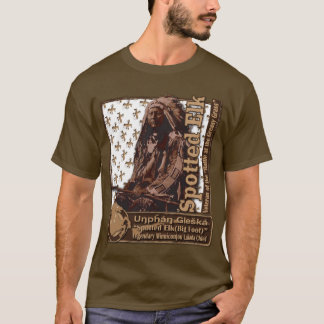 Spotted Elk(Bigfoot) Minniconjou Lakota T-Shirt