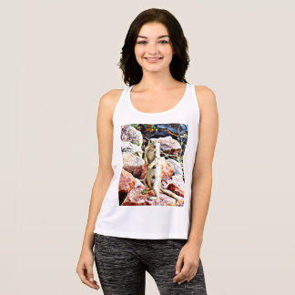 Spotted Ground Squirrel Women's Tank Top