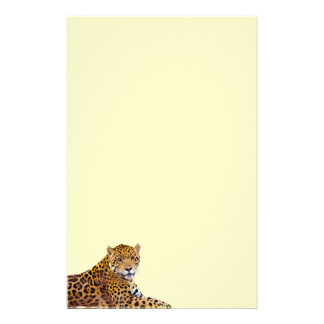 Spotted Jaguar Big Cat-lover #Gift Stationery