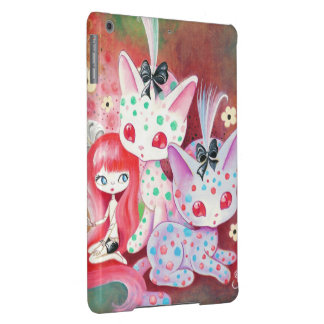 Spotted Kitties Cover For iPad Air