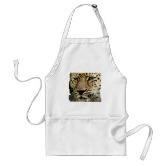Spotted Leopard Apron