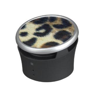 Spotted Leopard Print Bluetooth Speaker