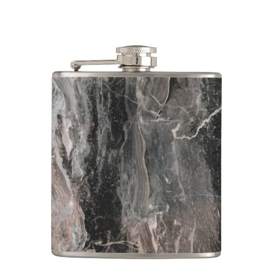 Spotted Marble Stone Flasks