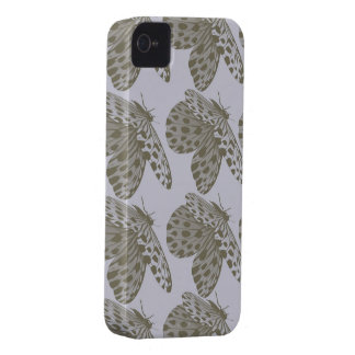 Spotted Monarch Butterfly - Blackberry Bold Case