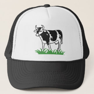 Spotted Moo Cow Trucker Hat