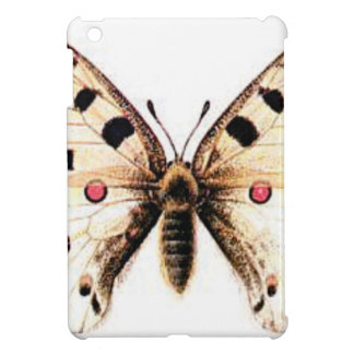 Spotted moth cover for the iPad mini