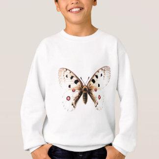 Spotted moth sweatshirt