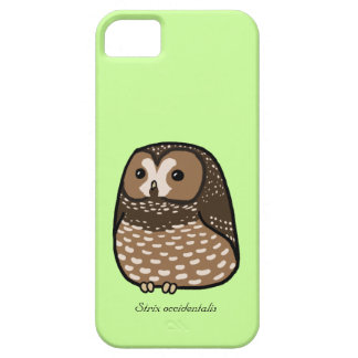 Spotted Owl iPhone Case iPhone 5 Covers