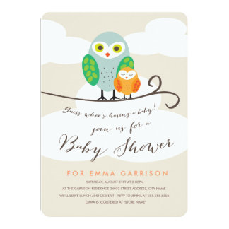 Browse Zazzle's Owl Baby Shower Invitations Collection and personalise by colour, design, or style.