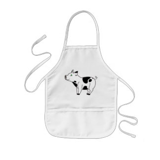 Spotted Pig Apron