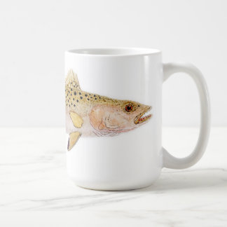 Spotted Seatrout or Weakfish Mug
