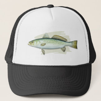 Spotted Seatrout Trucker Hat