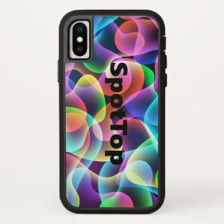 SpotTop iphone X case
