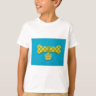 Spotty Dog Bone -k.jpg T-Shirt