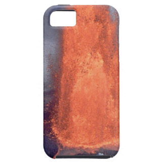 spout of magma iPhone 5 cases