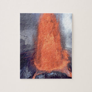 spout of magma jigsaw puzzle