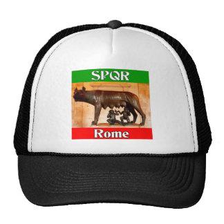 SPQR Rome Cap