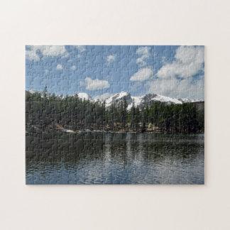 Sprague Lake, Colorado Jigsaw Puzzle