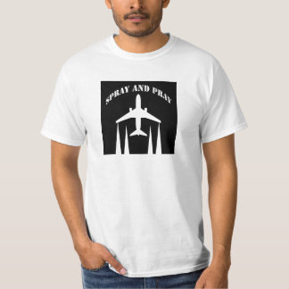 spray-and - pray chemtrails T-Shirt