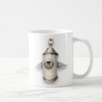 """""""Spray Bird"""" Mug"""