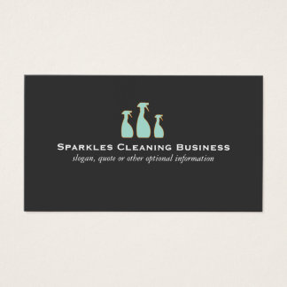 Spray Bottle Home Cleaning Service