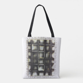 Spray Paint And Screws Designer Totes