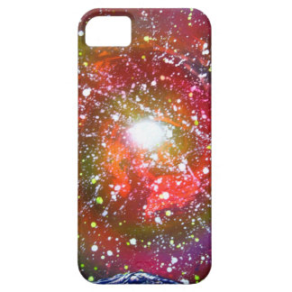 Spray Paint Art Night Sky Space Painting Case For The iPhone 5