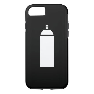 Spray Paint Pictogram iPhone 7 Case