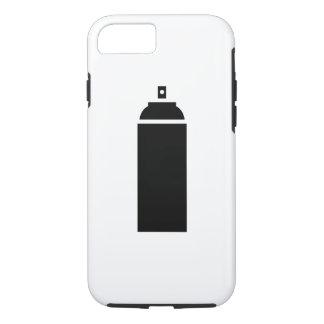 Spray Paint Pictogram iPhone 7 Case