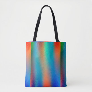 Spray Paint Tote Bag