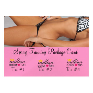 Tanning Business Cards, 8,000 Tanning Busines Card Template Designs
