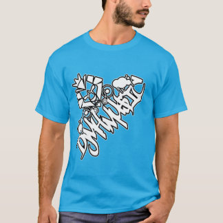 Spraying From All Angles T-Shirt