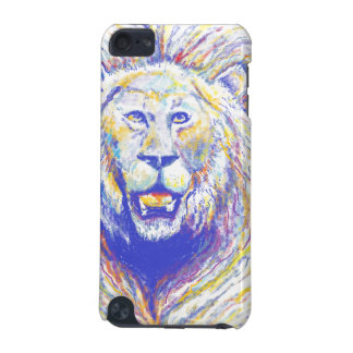 spraypaint lion iPod touch (5th generation) cases