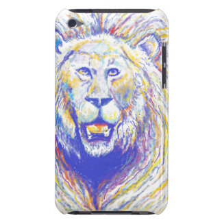 spraypaint lion iPod touch cases