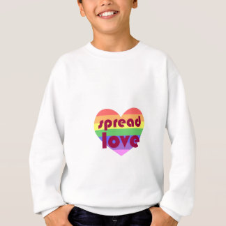 Spread Gay Love Sweatshirt