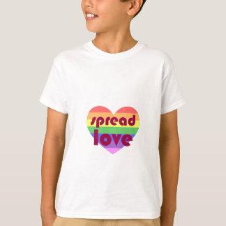 Spread Gay Love T-Shirt