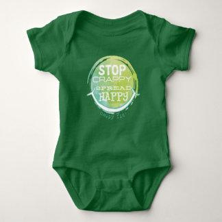 Spread Happy Baby Jumper Baby Bodysuit