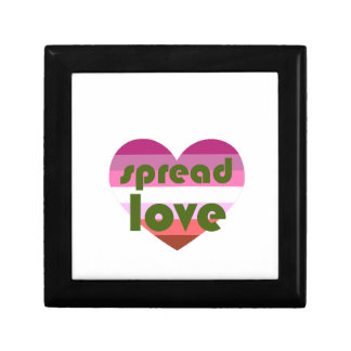 Spread Lesbian Love Gift Box