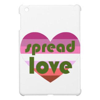 Spread Lesbian Love iPad Mini Cover