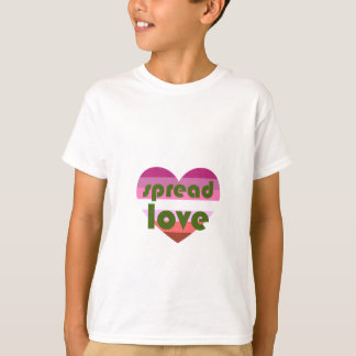 Spread Lesbian Love T-Shirt