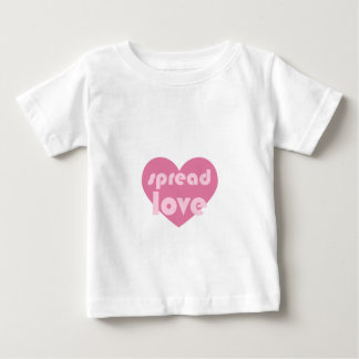 Spread Love (general) Baby T-Shirt